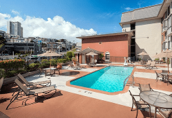 Holiday Inn, one of the greatest Family friendly hotels in San Francisco