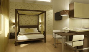 Opera Garden Hotel & Apartments, Boutique hotels in Budapest city centre