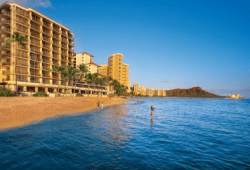 Outrigger Reef Waikiki Beach Resort, Honolulu, Hawaii, one of the greatest Romantic holiday destinations