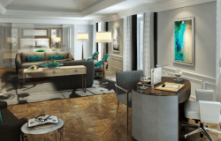 Ritz-Carlton Hotel, one of the best Family friendly hotels in San Francisco