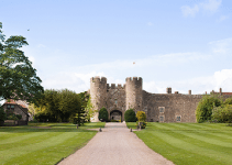 Amberley Castle, nr. Arundel, West Sussex, BN18 9LT