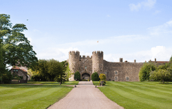 Amberley Castle, one of the greatest castle hotels in UK.