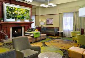 Hilton Garden Inn Detroit Downtown, some of the best Kid Friendly hotels in Michigan