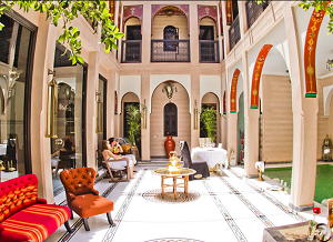 Riad Dar Anika, one of the best Marrakech getaways