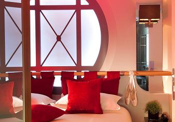 Romantic Hotel Design Secret De Paris Boutique Hotel