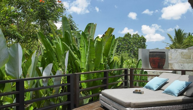 Balinese contemporary luxury villas resort 4