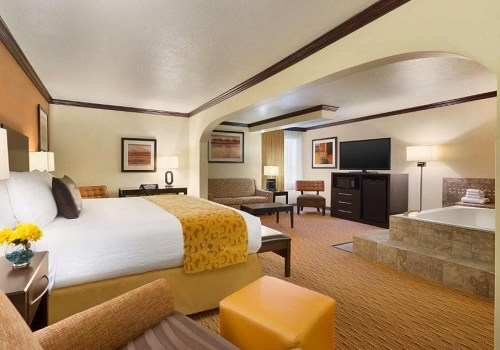Jacuzzi Room in Park Inn by Radisson Salt Lake City -Midvale