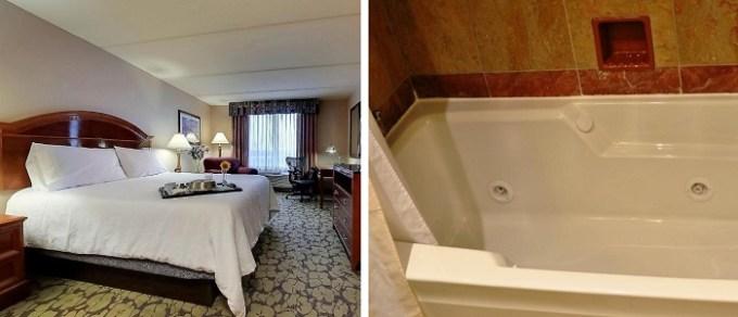 Jacuzzi room in Hilton Garden Inn Houston Westbelt, Houston