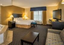 Jacuzzi room in Hampton Inn & Suites Jacksonville South - Bartram Park, Florida