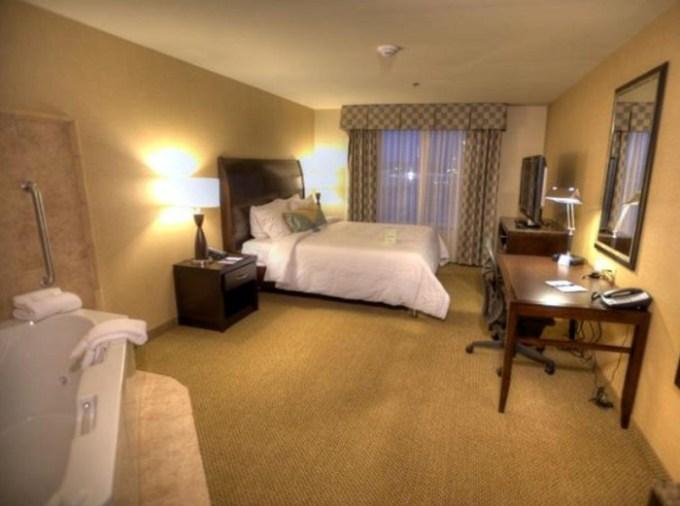 Suite with Whirlpool in Hilton Garden Inn Omaha East-Council Bluffs, Nebraska