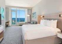 A Beachfront suite in SpringHill Suites by Marriott Panama City Beach Beachfront, Florida