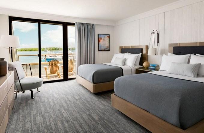 Beach suite in Gurney's Star Island Resort & Marina, the Hamptons, NY
