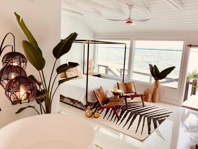 Oceanfront suite in Aqua by American Beech Resort, the Hamptons, NY
