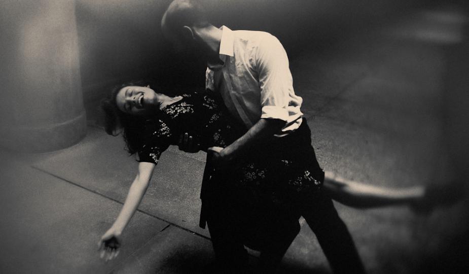 Vereint im Tanz