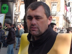 Victorie prin greva foamei la Madrid