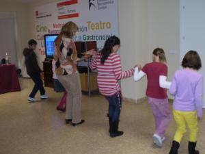 El CEPI del Corredor del Henares cuenta con un grupo infantil de folklore rumano