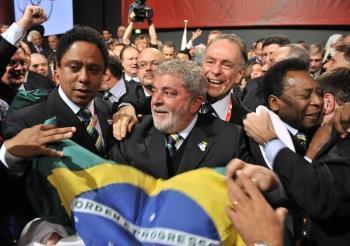 Rio primeşte Jocurile Olimpice din 2016