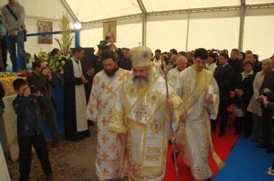 Visita histórica del Patriarca Daniel a España