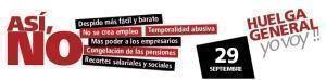 Greva generală va afecta transporturile în toată Spania