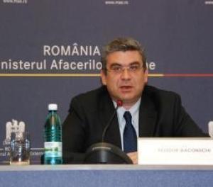 Baconschi explică votul prin corespondenţă la TVR Internaţional