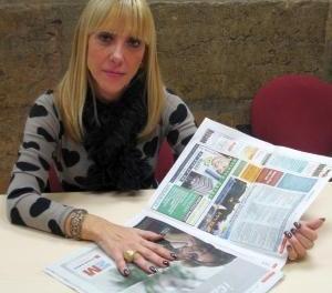 """Carmen Amoros: """"Românii au ajutat la dezvoltarea oraşului Castellon şi contribuie la depăşirea crizei economice"""""""