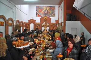 """Parohia ortodoxa din Coslada infiinteaza cantina """"Bunul samaritean"""" pentru nevoiasi"""