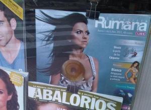 "A aparut ""Rumana"", revista asteptata de toata lumea!"