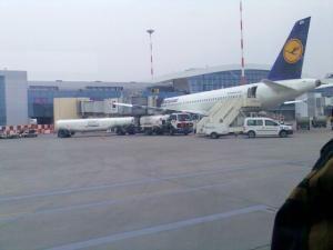 """Nou terminal al Aeroportului International """"Henri Coanda"""" din Otopeni"""
