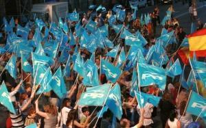 Partidul Popular a castigat aproape toata Spania