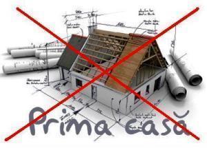 """Programul """"Prima Casa"""" blocat"""