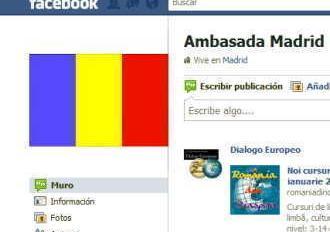 Ambasada Romaniei scoate la concurs 5 posturi de functionari consulari