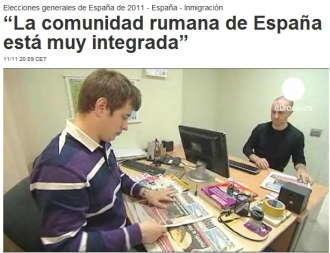 Criza romanilor din Spania – subiect de stire la Euronews