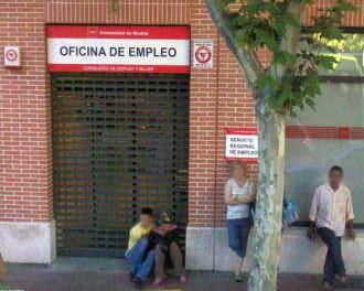 Octombrie negru – somajul spaniol se ingroasa cu 134.182 de persoane