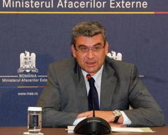 Baconschi revocat din functie de premierul Emil Boc