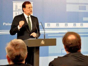 Spania strange cureaua de 35 de miliarde de euro