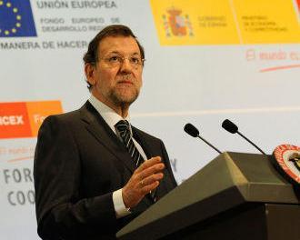 Rajoy neaga existenta salariilor la negru in Partidul Popular spaniol
