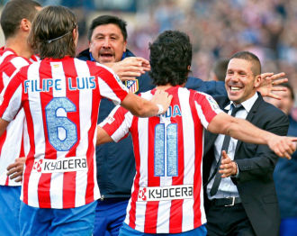 Finala spaniola: Athletic Bilbao si Atletico Madrid vor colora Bucurestiul in rosu si alb