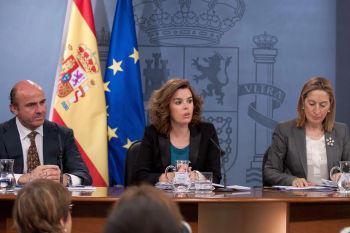 Guvernul Spaniei vrea sa scape bancile de datorii