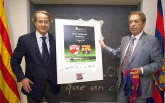 FC Barcelona va juca cu Dinamo la Bucuresti