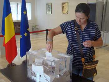 Participare pana la ora 10 in Spania (lista sectiilor de votare in Spania)
