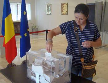 14.500 de voturi la referendum in Spania