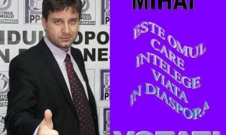 PPDD Spania plânge după deputatul Aurelian Mihai