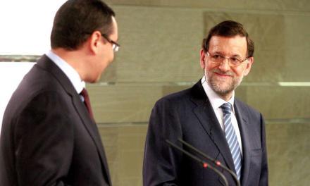 Premierul Victor Ponta s-a caciulit degeaba la Madrid