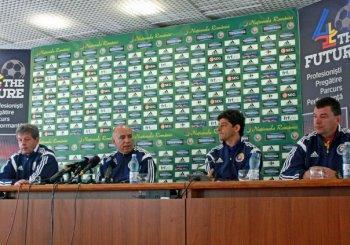 """Federația Română de Fotbal caută tineri """"tricolori"""" în Spania"""