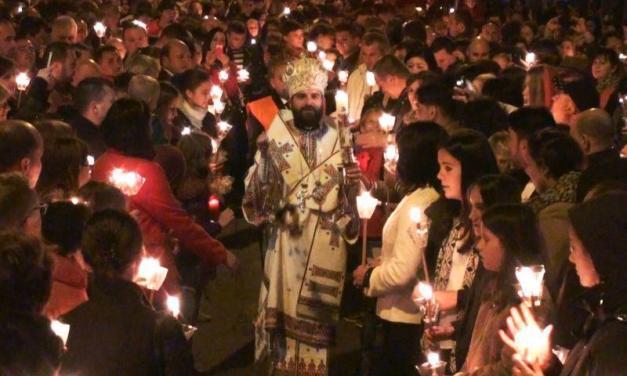 Slujba de Înviere 2018 în parohiile ortodoxe din Spania și Portugalia