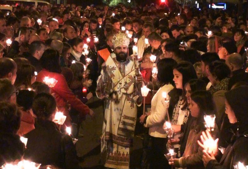 Slujba de Înviere 2017 la Madrid și în alte orașe din Spania