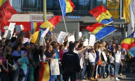 Proteste anunțate la Madrid și Barcelona
