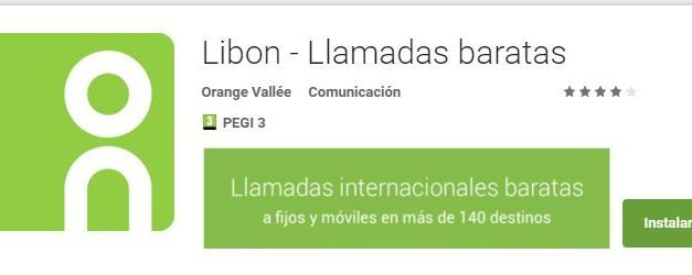 Sună în România cu doar 3 cenți pe minut prin aplicația Libon