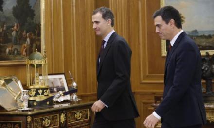 Socialiștii spanioli preiau negocierile pentru formarea guvernului
