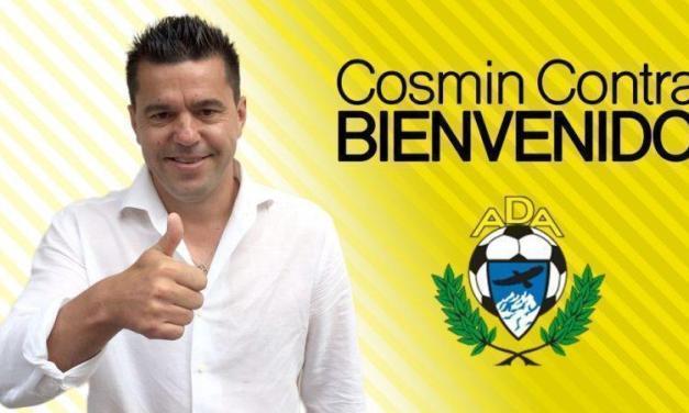 Cosmin Contra revine în calitate de antrenor la Alcorcón